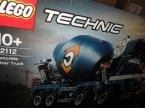 Lego Technic, 42109, 42112, klocki