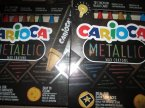 Carioca Metallic, Kredki świecowe, Metaliczne, Wax Crayons