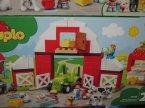 Lego Duplo 10952 Stodoła, traktor i zwierzęta gospodarskie, klocki
