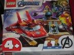 Lego Avengers 4+, 76170 Iron Man kontra Thanos, klocki Lego Avengers 4+, 76170 Iron Man kontra Thanos, klocki